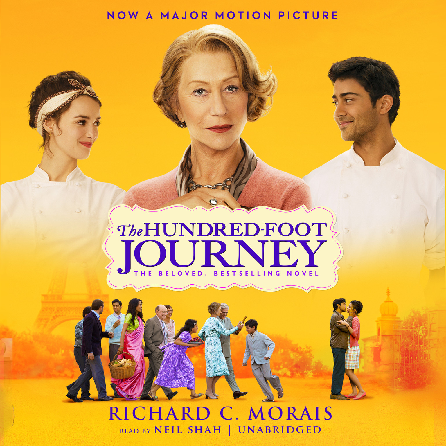 one hundred foot journey Watch the hundred-foot journey (2014) online free full movie putlocker the family of talented cook, hassan kadam, has a life filled.