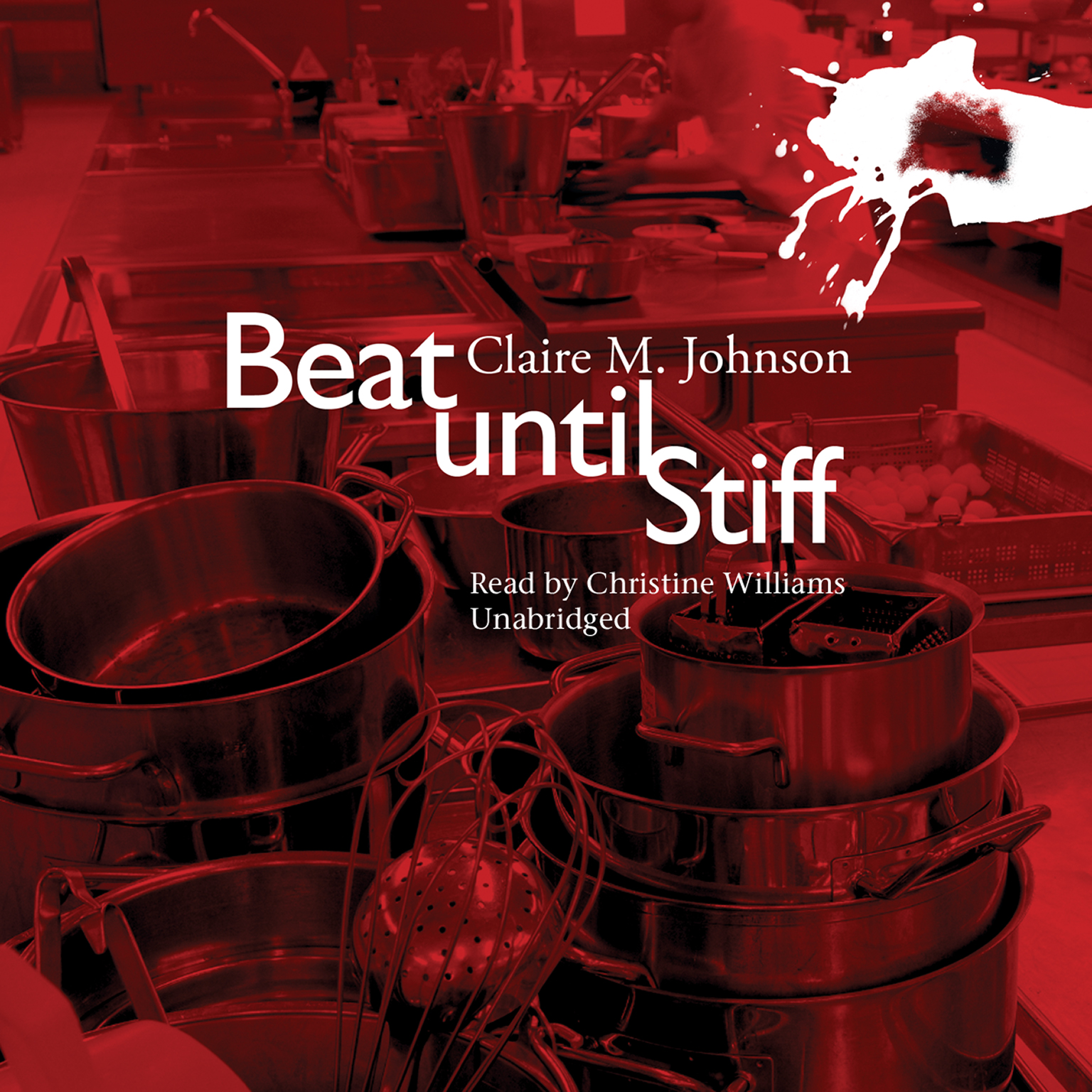 Printable Beat until Stiff Audiobook Cover Art