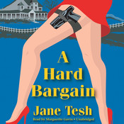 A Hard Bargain Audiobook, by Jane Tesh