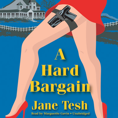 A Hard Bargain Audiobook, by Jane Tesh