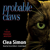 Probable Claws, by Clea Simon