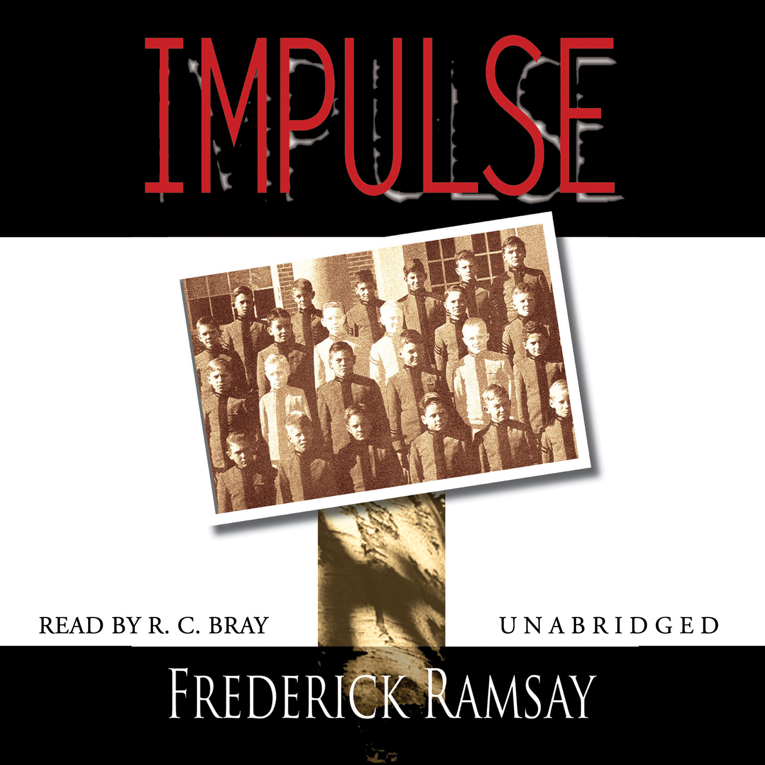 Printable Impulse Audiobook Cover Art