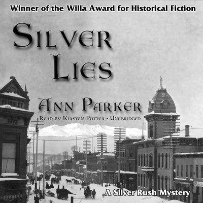 Silver Lies Audiobook, by Ann Parker