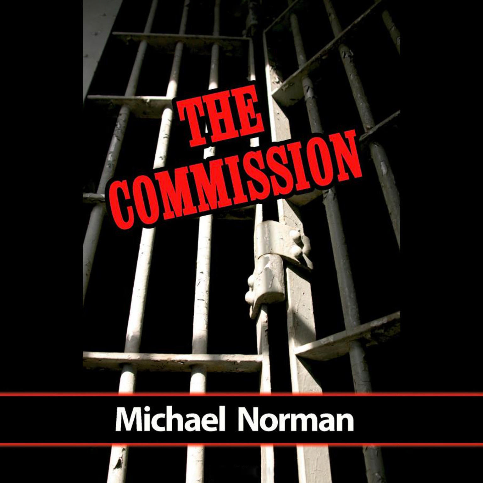 Printable The Commission Audiobook Cover Art