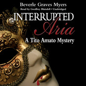 Interrupted Aria: The First Baroque Mystery, by Beverle Graves Myers