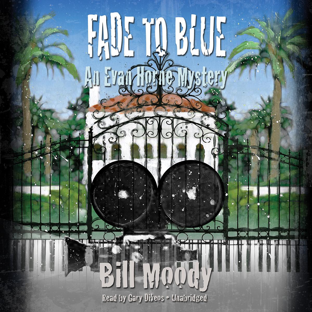Printable Fade to Blue: An Evan Horne Mystery Audiobook Cover Art