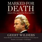 Marked for Death Audiobook, by Geert Wilders