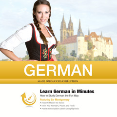 German in Minutes: How to Study German the Fun Way Audiobook, by Author Info Added Soon