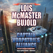 Captain Vorpatril's Alliance, by Lois McMaster Bujold