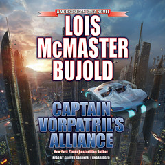 Captain Vorpatril's Alliance Audiobook, by Lois McMaster Bujold
