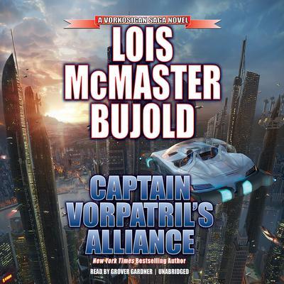 Captain Vorpatril's Alliance Audiobook, by