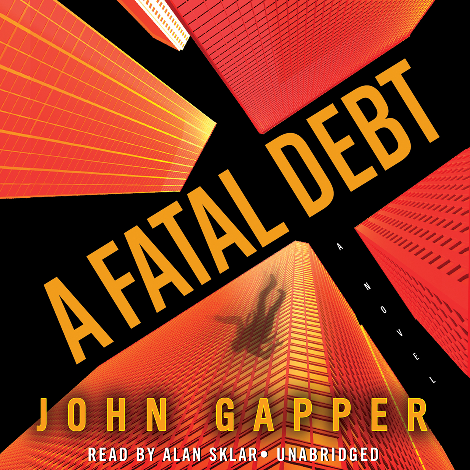 Printable A Fatal Debt: A Novel Audiobook Cover Art