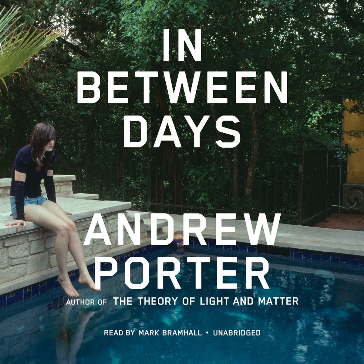 Printable In Between Days Audiobook Cover Art