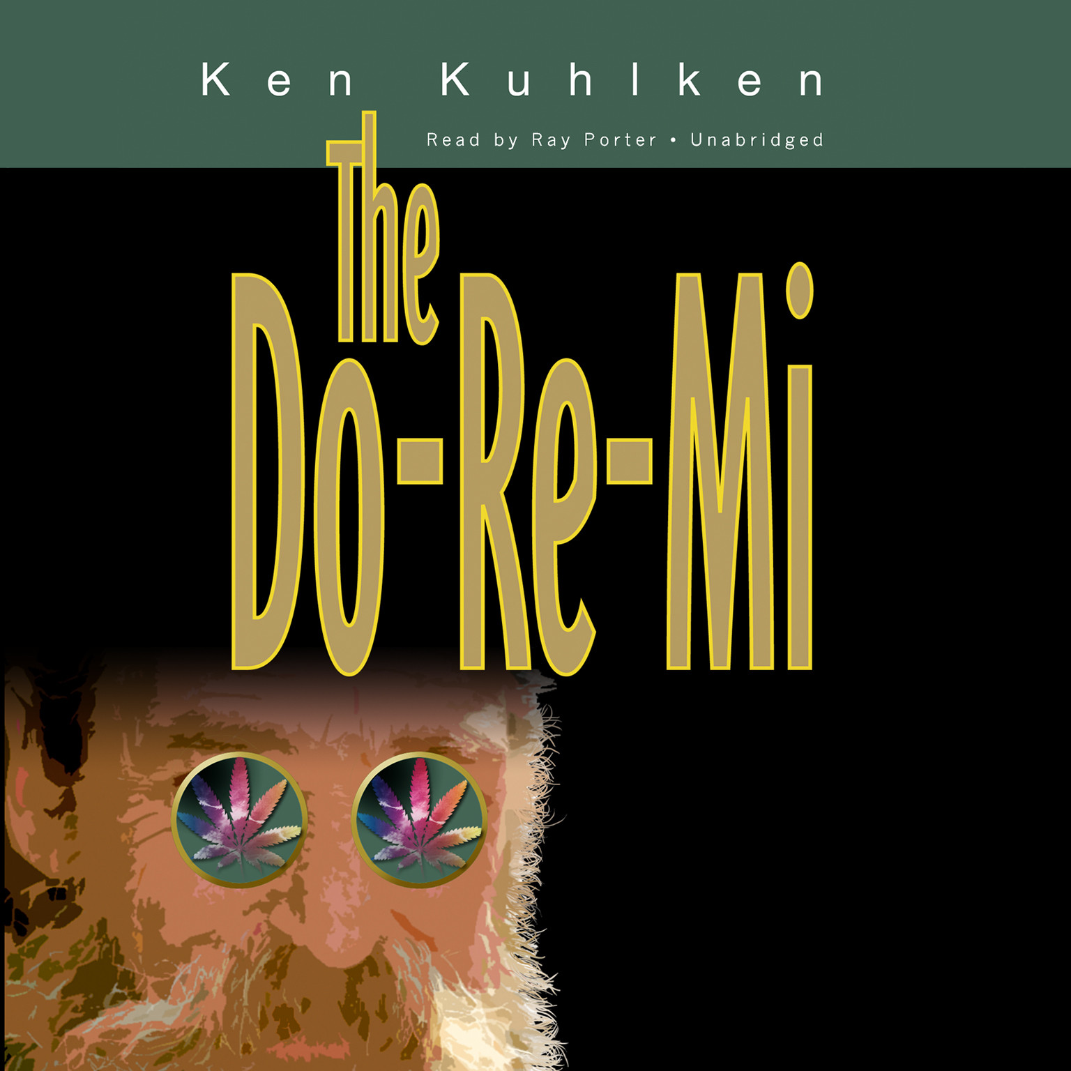 Printable The Do-Re-Mi Audiobook Cover Art