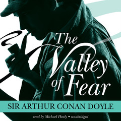 The Valley of Fear Audiobook, by Arthur Conan Doyle