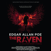 The Raven and Selected Short Stories Audiobook, by Edgar Allan Poe