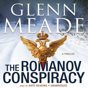 The Romanov Conspiracy: A Thriller Audiobook, by Glenn Meade
