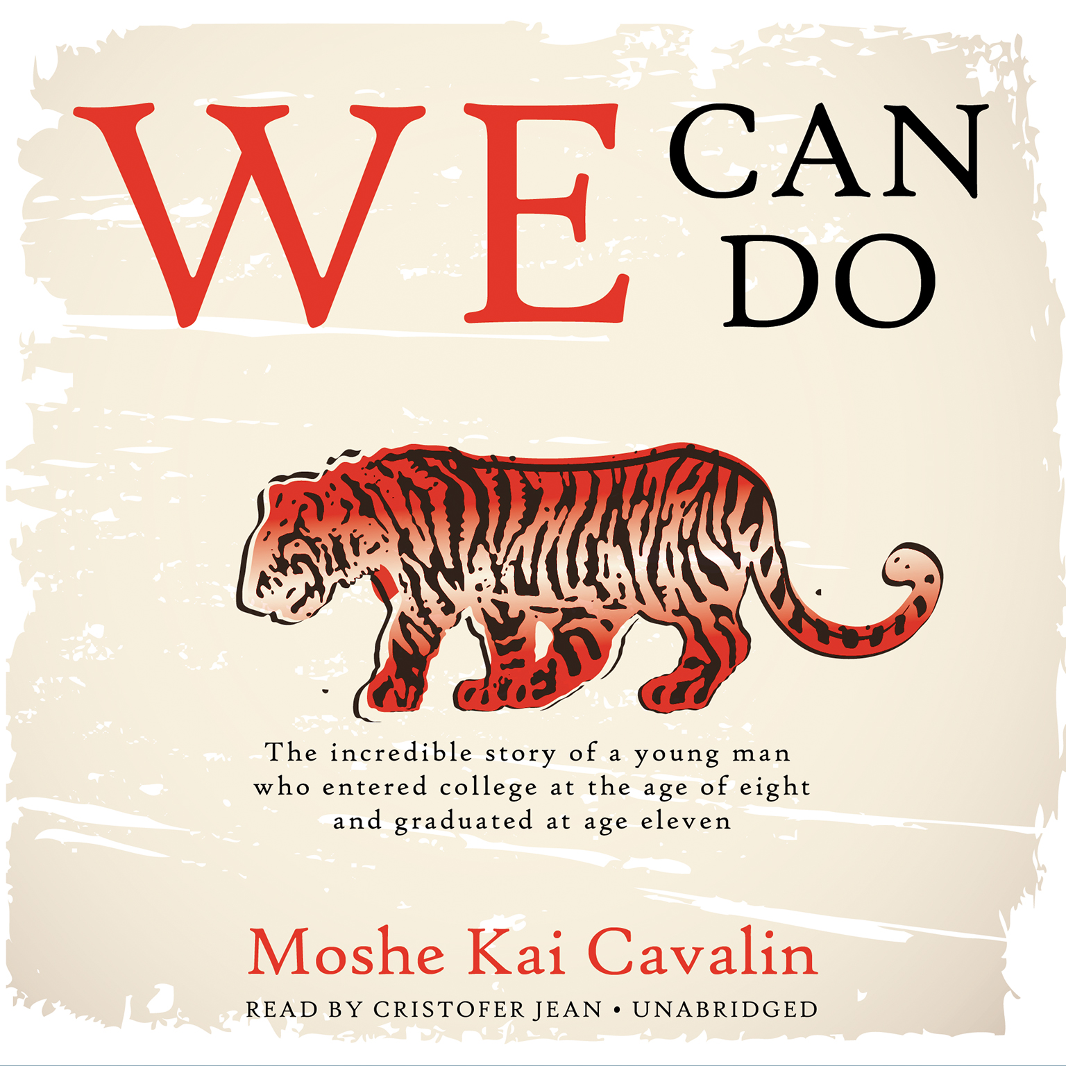 Printable We Can Do Audiobook Cover Art