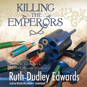 Killing the Emperors: A Jack Troutbeck / Robert Amiss Mystery Audiobook, by Ruth Dudley Edwards