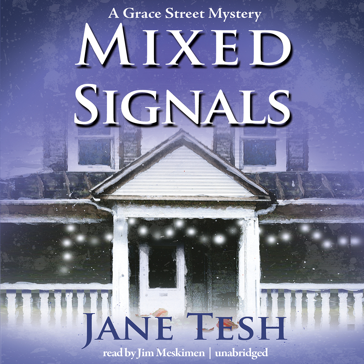 Printable Mixed Signals: A Grace Street Mystery Audiobook Cover Art