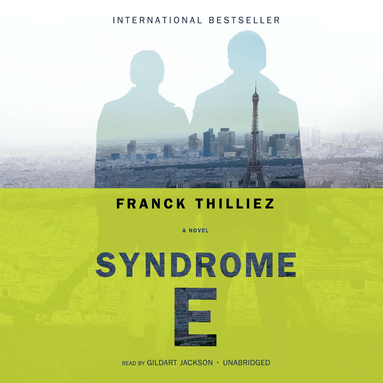 Printable Syndrome E Audiobook Cover Art