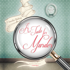 A Taste for Murder Audiobook, by Claudia Bishop