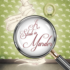 A Steak in Murder Audiobook, by Claudia Bishop