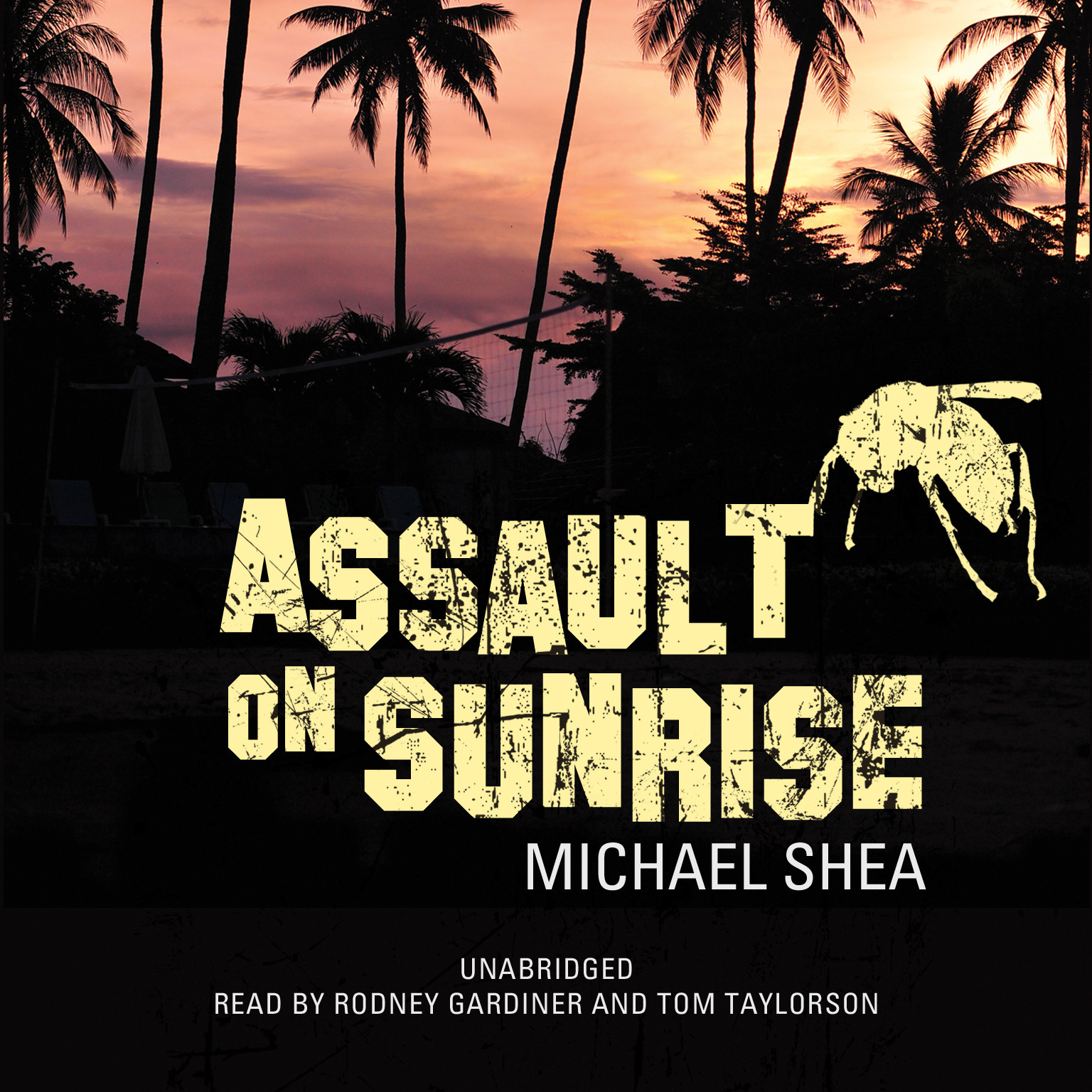 Printable Assault on Sunrise Audiobook Cover Art