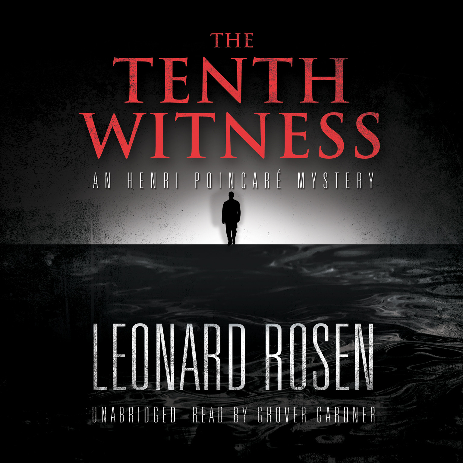 Printable The Tenth Witness: An Henri Poincaré Mystery Audiobook Cover Art