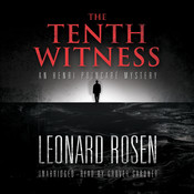 The Tenth Witness: An Henri Poincaré Mystery, by Leonard Rosen