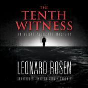 The Tenth Witness: An Henri Poincaré Mystery Audiobook, by Leonard Rosen