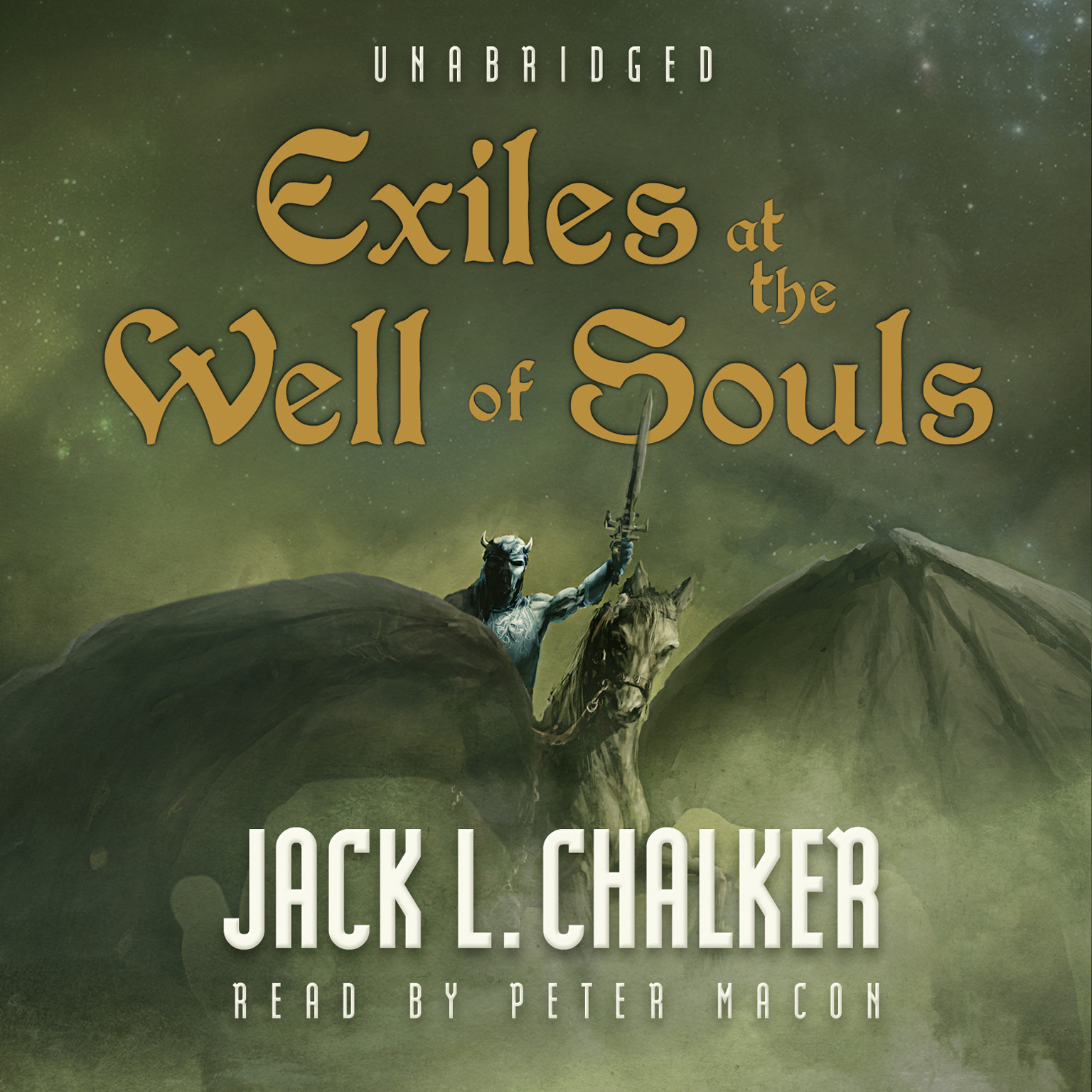 Printable Exiles at the Well of Souls Audiobook Cover Art