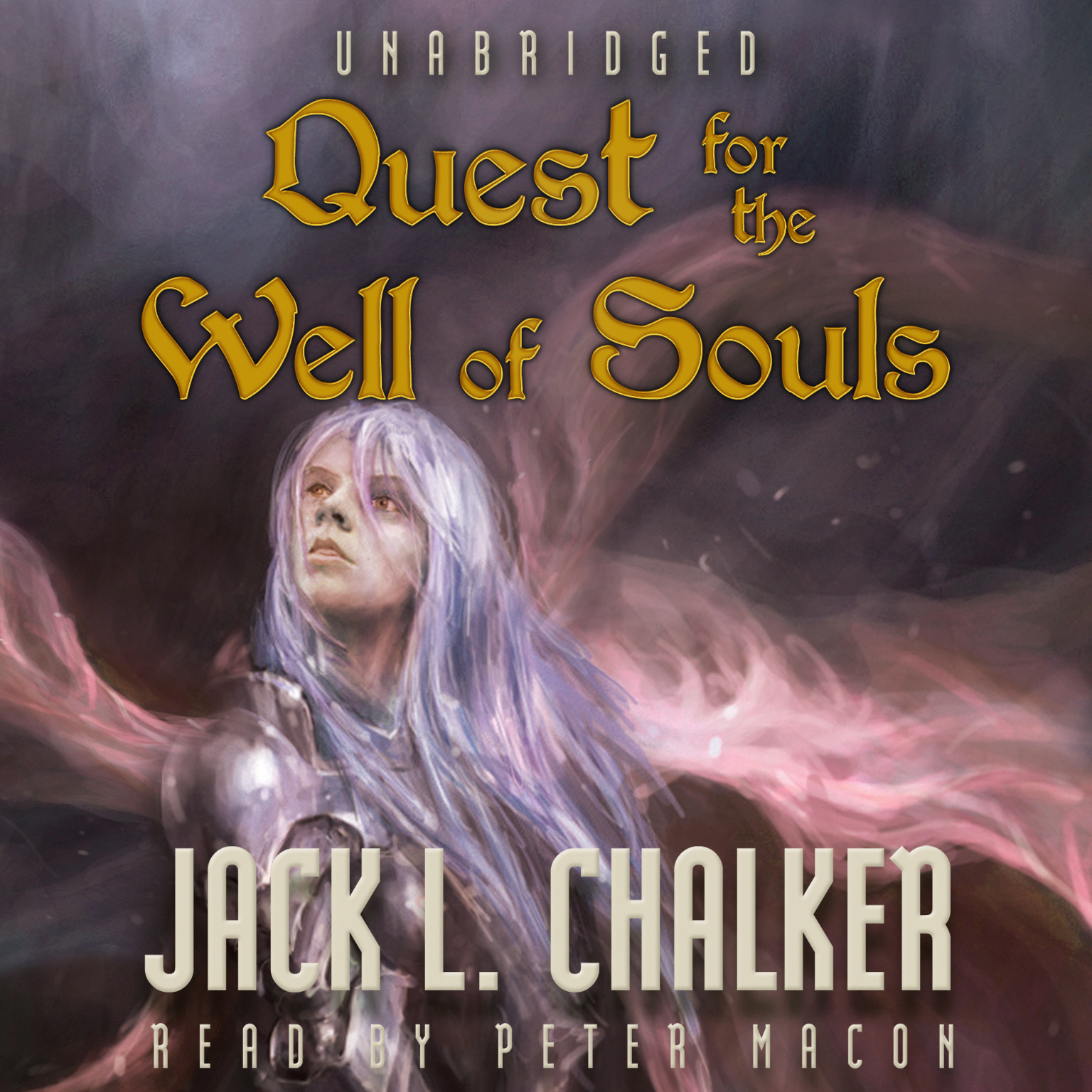 Printable Quest for the Well of Souls Audiobook Cover Art