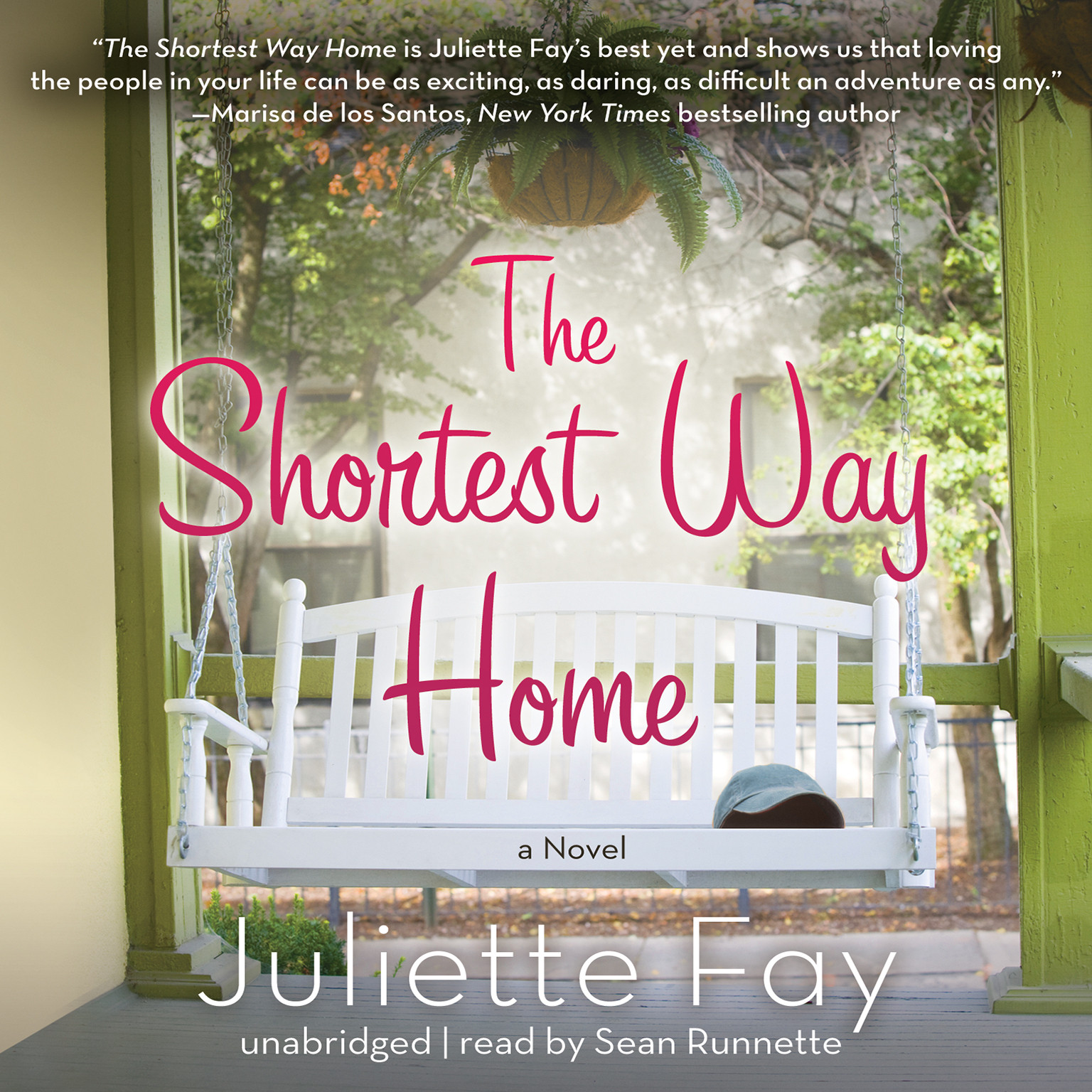 Printable The Shortest Way Home Audiobook Cover Art