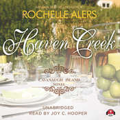 Haven Creek: A Cavanaugh Island Novel, by Rochelle Alers