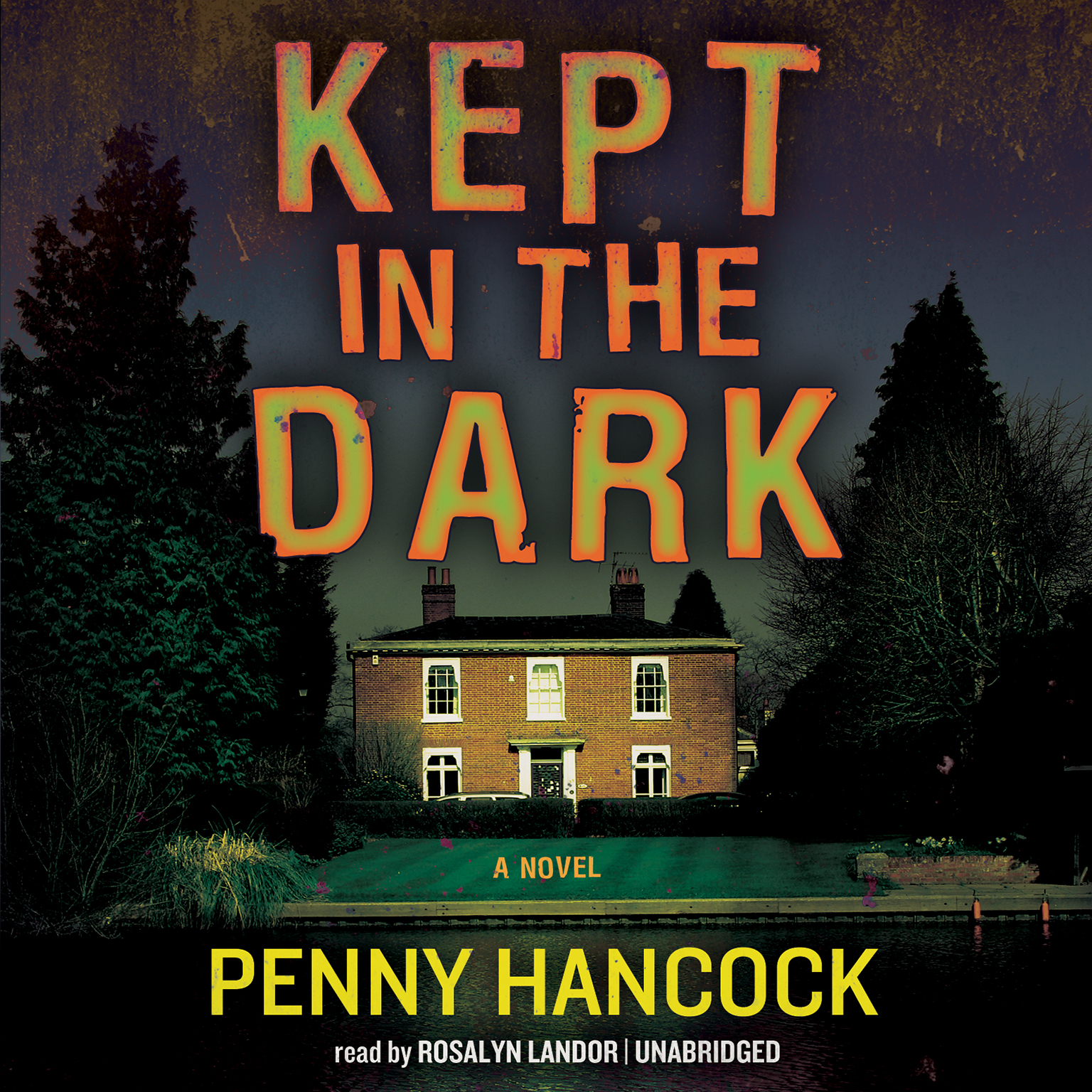 Printable Kept in the Dark Audiobook Cover Art