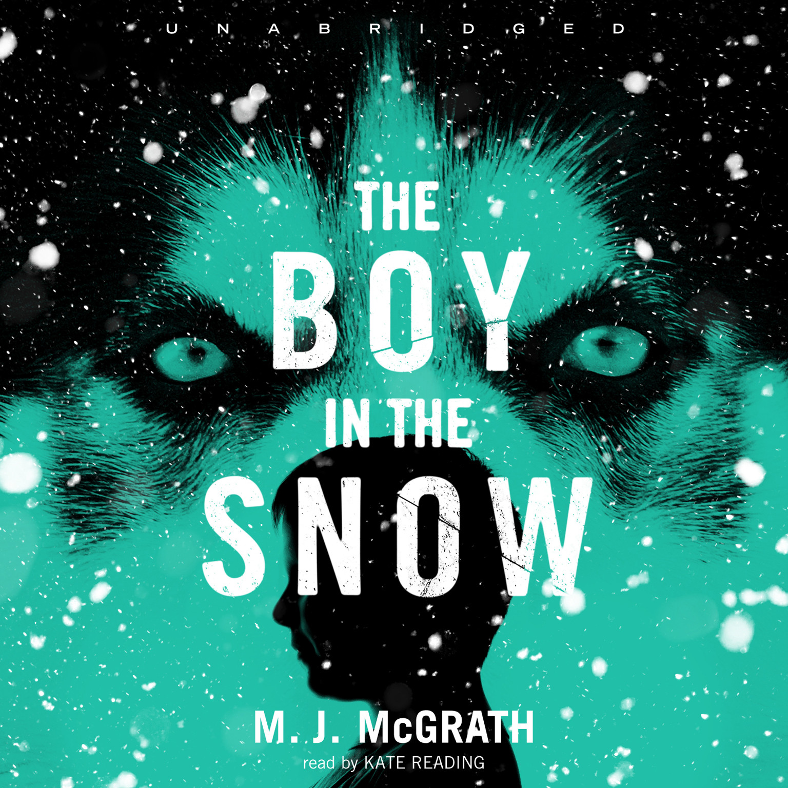 Printable The Boy in the Snow Audiobook Cover Art