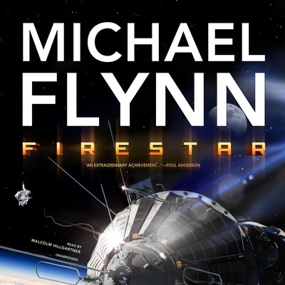 Firestar Audiobook, by Michael Flynn