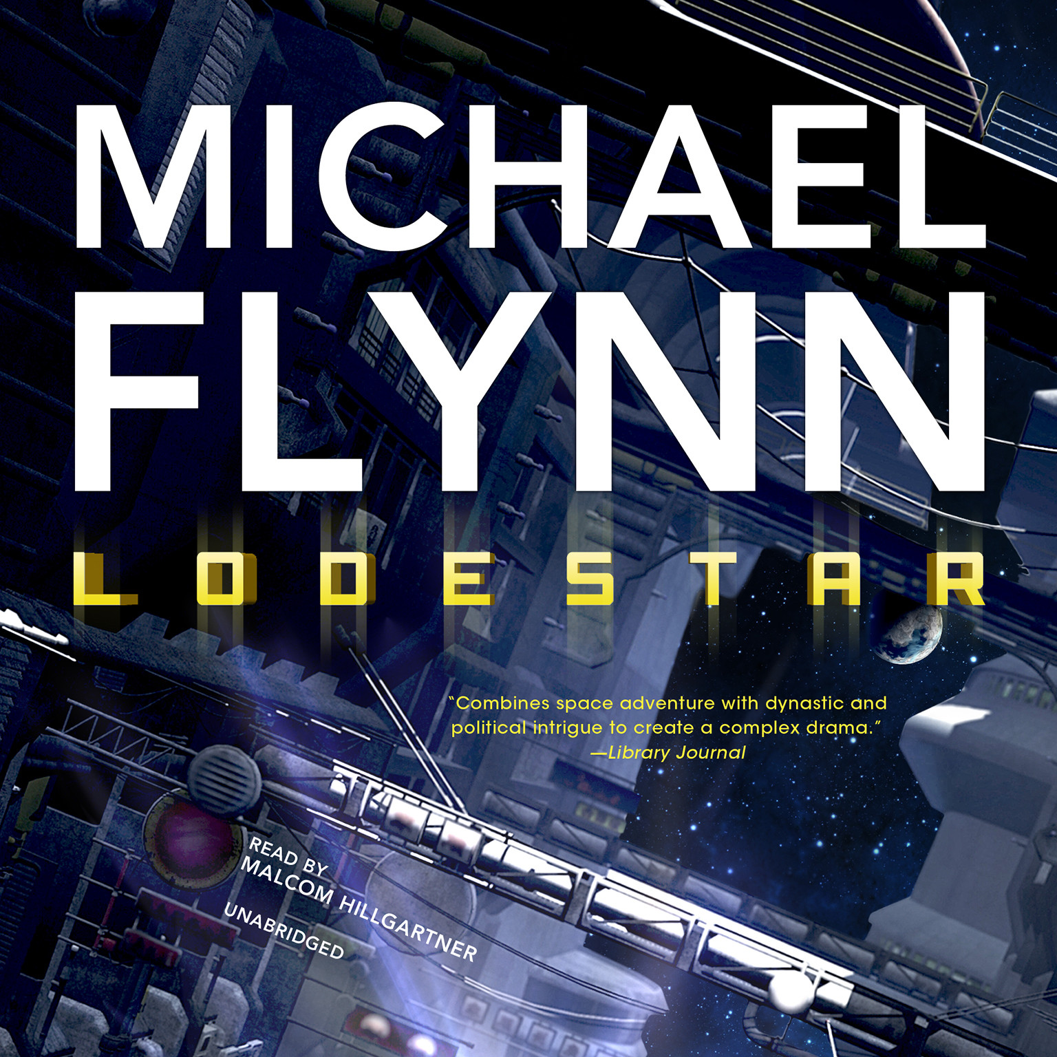 Printable Lodestar Audiobook Cover Art