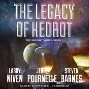 The Legacy of Heorot Audiobook, by Larry Niven, Jerry Pournelle, Steven Barnes