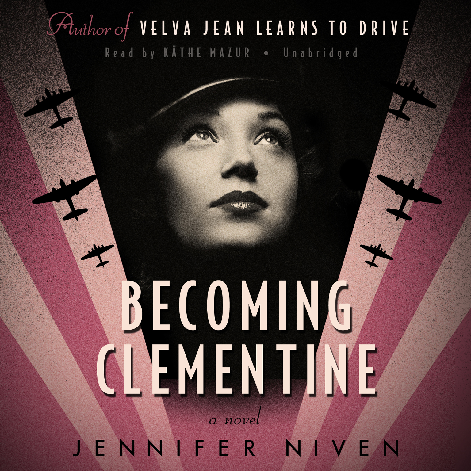 Printable Becoming Clementine Audiobook Cover Art
