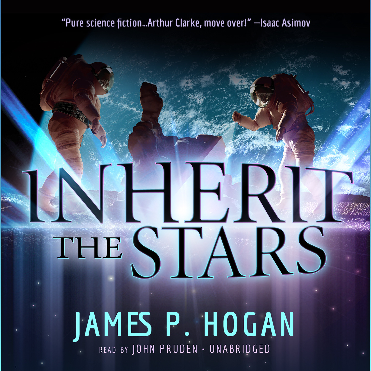 Printable Inherit the Stars Audiobook Cover Art
