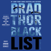 Black List: A Thriller Audiobook, by Brad Thor
