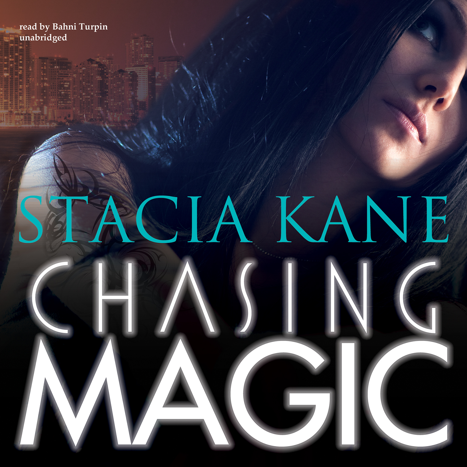 Printable Chasing Magic Audiobook Cover Art