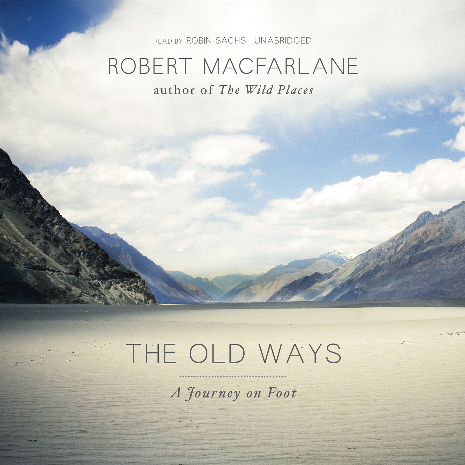 Printable The Old Ways: A Journey on Foot Audiobook Cover Art
