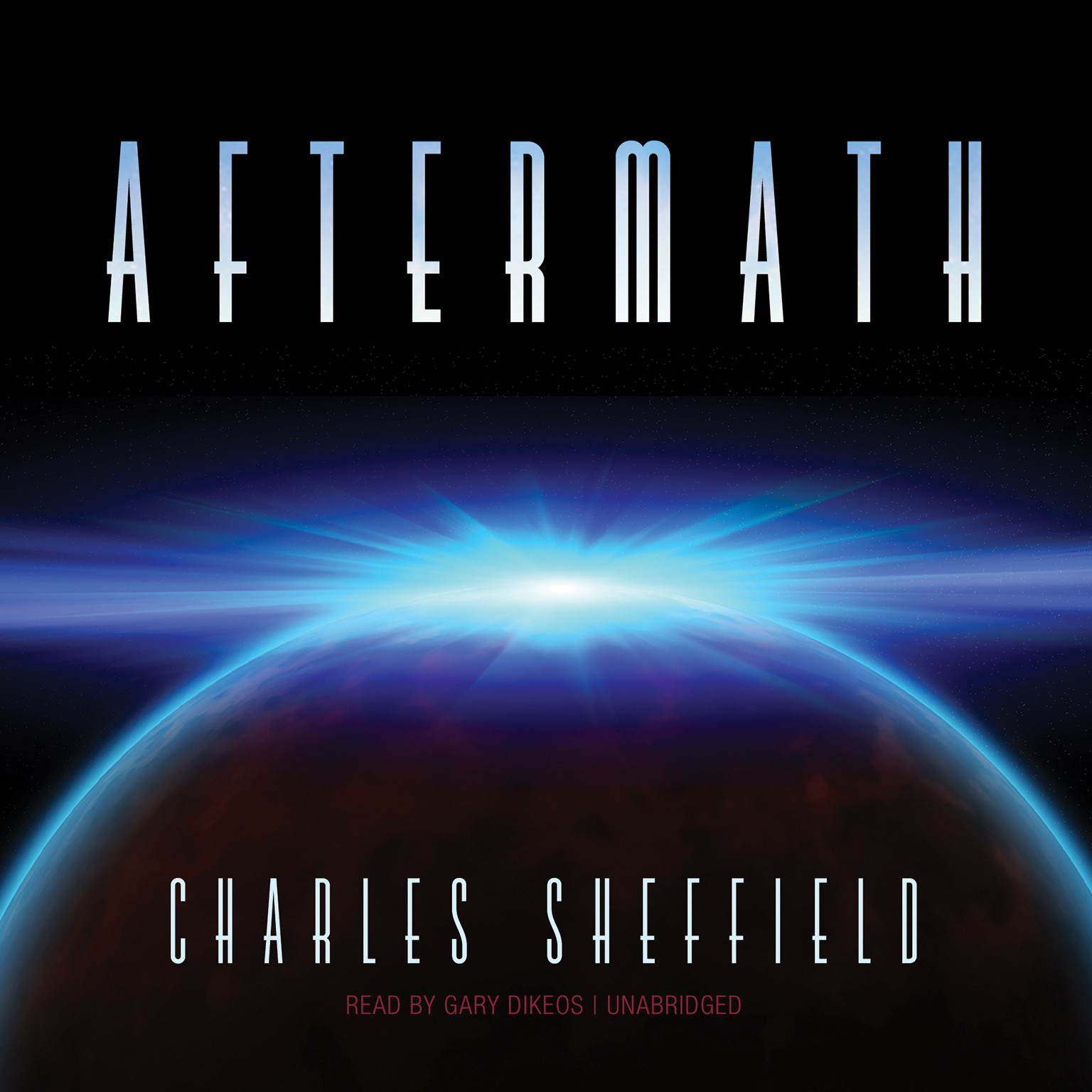 Printable Aftermath Audiobook Cover Art