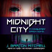 Midnight City Audiobook, by J. Barton Mitchell