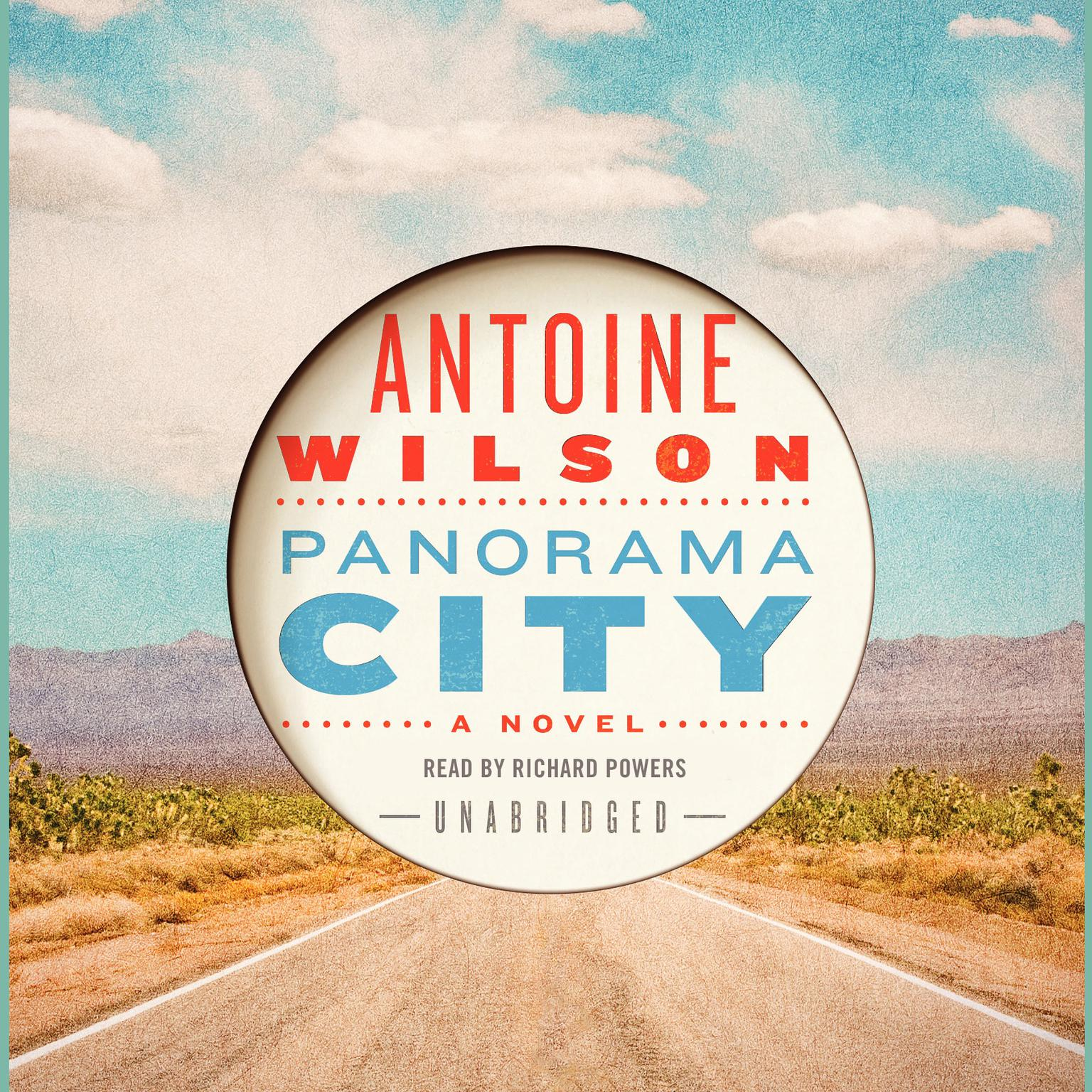 Printable Panorama City Audiobook Cover Art