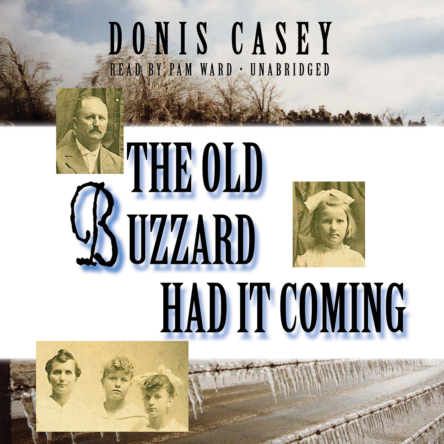 Printable The Old Buzzard Had It Coming: An Alafair Tucker Mystery Audiobook Cover Art