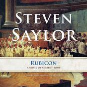Rubicon Audiobook, by Steven Saylor